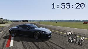 porsche cayman s top gear assetto corsa porsche 718 cayman top gear test track g27