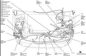 ford taurus ac wiring ford tractor engine and wiring diagram