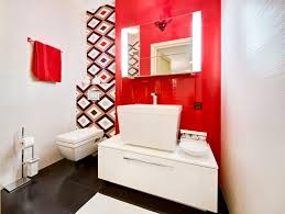 Red Bathroom Designs Colors 23 Charming And Colorful Bathroom Designs
