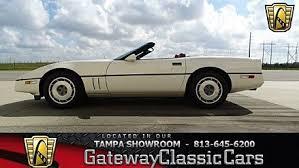 convertible for sale 1987 chevrolet corvette classics for sale classics on autotrader