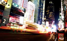 New York At Night Wallpaper The Wallpaper by Ryan A Levy University At Albany