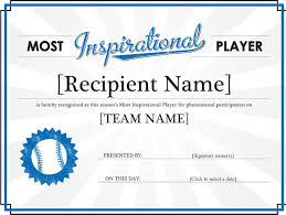 sports certificates template free download speedy template