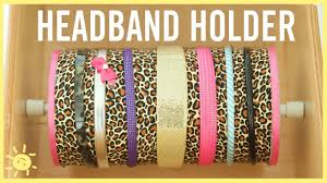 organize hair accessories diy how to organize hair accessories