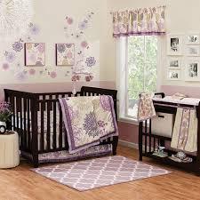 Dahlia Nursery Bedding Set The Peanut Shell 4 Pc Dahlia Crib Bedding Set Jcpenney