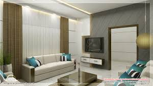 Pictures Of New Homes Interior Dining Kitchen Living Room Interior Designs Kerala Home Design For