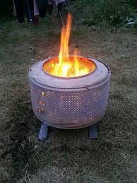 Ebay Firepit Galvanized Pit Ring Lowes Steel Utility Tub For Stainless