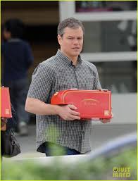 downsizing movie matt damon u0026 kristen wiig get to work on u0027downsizing u0027 photo