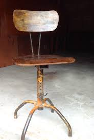Antique Wooden Drafting Table by Vintage Drafting Stool Jennifer Price Studio
