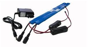 mini led lights ultra thin lithium polymer battery 12v 1200mah