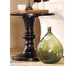 21 best round pedestal side table images on pinterest small