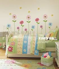Wall Decals Kids Rooms by Top 25 Best Flower Wall Stickers Ideas On Pinterest Flower Wall