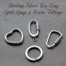 sterling key rings images Handmade personalised sterling silver key ring by indivijewels jpg