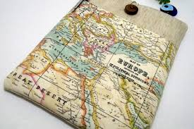 World Map Fabric by World Map 15 6 Inch Laptop Bag 14 15 6 Custom Laptop