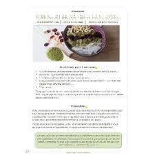 exemple de recette de cuisine exemple page recette e book nutrition danseur natur move natur move
