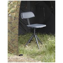 Swivel Outdoor Chair Guide Gear 360 Degree Swivel Blind Hunting Chair 300 Lb Capacity
