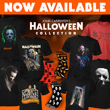 fright rags honors john carpenter u0027s halloween with shirts and socks