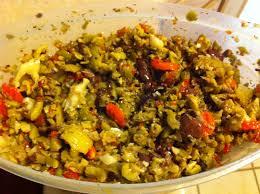 gambino s olive salad olive salad recipes hubs