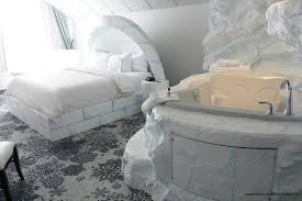 Room Best Themed Hotel Rooms by Igloo Room Fantasyland Hotel Moms U0026 Munchkins