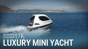 this luxury mini yacht costs 100 000 and it looks like a