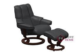reno leather chair by stressless is fully customizable by you