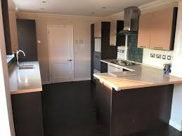 complete magnet kitchen and corian worktops with smeg appliances complete magnet kitchen and corian worktops with smeg appliances
