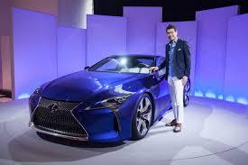 lexus lc a vendre la lexus lc 500h veut conjuguer hybridation et sportivité l u0027argus