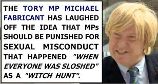 election 2015 live tebbit camerons snp scare tactics michael fabricant tried to claim drunken sex pests are blameless