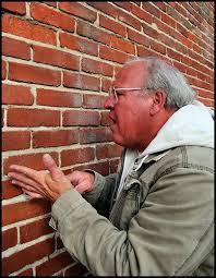 Meme Wall - guy talking to brick wall meme generator talking to brick wall
