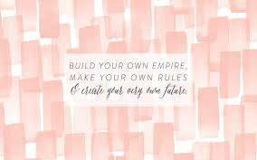 girly laptop backgrounds blush pink watercolour empire rules future desktop wallpaper
