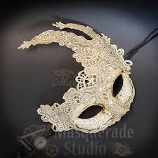 rhinestone mardi gras mask venetian brocade lace mardi gras masquerade mask with