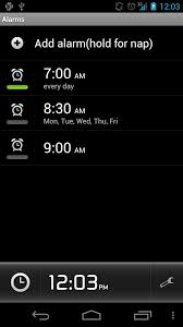 how to set alarm on android alarm clock plus android apps on play