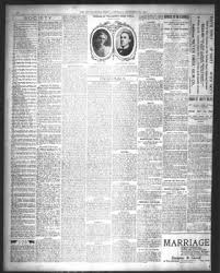 Shoo Qiara indianapolis news from indianapolis indiana on september 21 1901