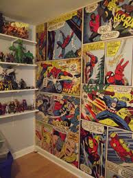 decoration amazing marvel kids room marvel comics wall mural large size of decoration amazing marvel kids room marvel comics wall mural it looks amazing