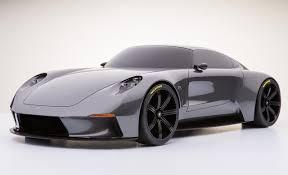 porsche modified cars porsche 901 concept cars diseno art