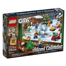 Teh Eco lego city advent calendar 60155 building kit 248