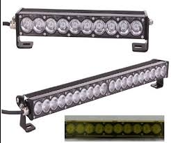 Single Row Led Light Bar by Single Row Led Light Bar 5w Each Bulb Jds Customs