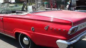 convertible dodge dart 1966 dodge dart gt convertible for sale only 58 000