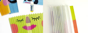 how to make a paper fan summer paper fans mr printables