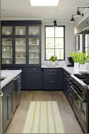 Double Swing Doors For Kitchen Gray Cabinets What Color Walls Stainless Steel Two Tier Fruit B