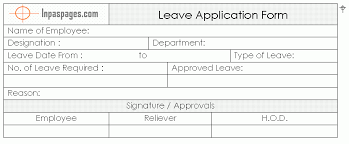 Exle Letter Request Annual Leave request for leave form template leave request forms templates