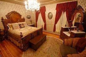 victorian bedroom bedroom gorgeous victorian bedroom idea with mahogany wooden bed