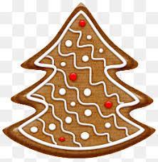 cartoon christmas decorative element cookies vector christmas