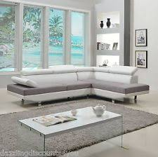 White Leather Living Room Set Living Room Furniture Set Ebay