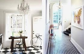 carrelage cuisine damier noir et blanc affordable carrelage damier noir et blanc avec cuisine sol avec le