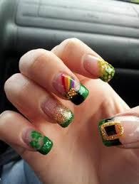 18 st patrick u0027s day nail art for religious moments saints
