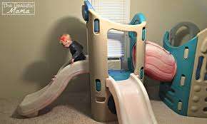 beautiful kids indoor slide contemporary interior design ideas