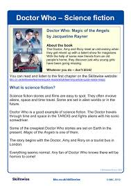 doctor who science fiction