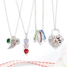 birthstone pendants for 93 best birthstone necklaces images on birthstone