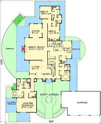 mediterranean floor plans with courtyard european house plans cottage house plans