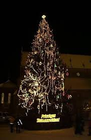 first christmas tree riga latvia in year 1510 patricia ltd